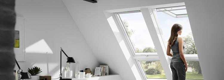 Replacement VELUX Glass Beech